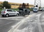 VENARIA - Frontale allo svincolo della tangenziale: due auto coinvolte, due feriti - immagine 5