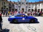 VENARIA - Le auto più belle e suggestive hanno invaso il centro storico della Reale - immagine 11