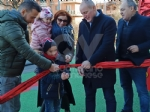 COLLEGNO - Babbo Natale arriva in anticipo: nuovi giochi nel giardino «Antonino Monaco» - immagine 5