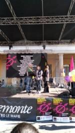 VENARIA - La Reale dice «no» alle mafie partecipando alla «Giornata della memoria e dellimpegno» - immagine 5