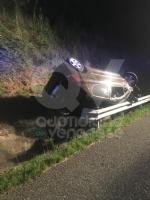GRUGLIASCO - 66enne gravemente ferita nellincidente sulla Torino-Aosta - FOTO - immagine 5