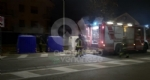 BORGARO - A fuoco due bidoni della raccolta differenziata: indagini in corso - FOTO - immagine 5