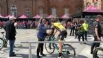 IL GIRO DITALIA A VENARIA - La partenza della tappa decisiva - FOTO e VIDEO - immagine 5
