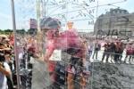 IL GIRO DITALIA A VENARIA - La partenza della tappa decisiva - FOTO e VIDEO - immagine 23