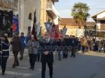 CAFASSE - Oltre 500 persone per lultimo saluto allex sindaco Giorgio Prelini. - immagine 5