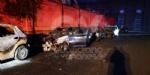 VENARIA - Cinque auto distrutte dalle fiamme in via Montello - immagine 5