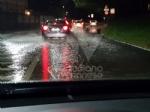 MALTEMPO - Albero e una insegna crollati sulle auto, strade allagate - immagine 5