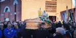BORGARO - Più di mille persone per lestremo saluto allex sindaco Vincenzo Barrea - FOTO - immagine 27