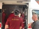 BORGARO - Incendio cascinale: proseguiranno fino a notte fonda le operazioni di messa in sicurezza - immagine 5