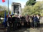 COLLEGNO - Al parco della Rimembranza le targhe ricordano la due Guerre Mondiali - immagine 5