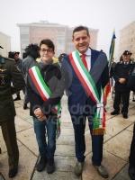 BORGARO - Scuole protagoniste dei festeggiamenti del 4 Novembre - FOTO - immagine 5