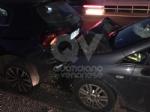 COLLEGNO - Tamponamento in tangenziale: tre auto coinvolte e quattro feriti - FOTO - immagine 5