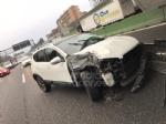 COLLEGNO - Scontro fra tre mezzi in tangenziale: una donna rimane ferita - immagine 5