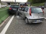 COLLEGNO - Incidente stradale sulla tangenziale nord di Torino: tre feriti in ospedale - FOTO - immagine 5