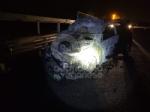 RIVOLI - Incidente in tangenziale: una macchina prende fuoco. Quattro persone rimaste ferite - immagine 5