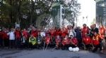 VENARIA - Trecentocinquanta appassionati per il raduno di Nordic Walking - LE FOTO - immagine 5