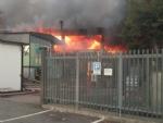 BORGARO - Incendio alla Reinol: per lArpa non ci sono pericoli per chi abita nelle vicinanze - immagine 5