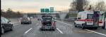 INCIDENTE IN TANGENZIALE - Scontro fra due auto vicino allo svincolo per Caselle: due feriti - immagine 5