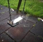 VENARIA - Il degrado di Corona Verde: tra atti vandalici, scarsa manutenzione e costruzioni mai finite - immagine 5