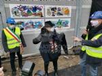 COLLEGNO - Partiti gli scavi per la stazione «Collegno Centro» della metropolitana - FOTO - immagine 5