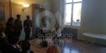 RIVOLI - A dieci anni dalla tragedia, il liceo Darwin inaugura laula che ricorda Vito Scafidi - FOTO - immagine 6