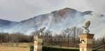 VAL DELLA TORRE - Incendio boschivo in Borgata Buffa: il piromane è tornato in azione? - immagine 6
