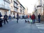 VENARIA - Scontro allincrocio: auto si ribalta in via Nazario Sauro: una ferita - immagine 6