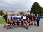VENARIA - Comune, Pro Loco e FreeBike insieme alla «Giornata mondiale dei Giovani per la Pace» - immagine 6