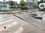 MALTEMPO - Bomba dacqua nella zona ovest: disagi anche sulla linea ferroviaria - immagine 6