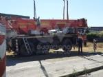 MAPPANO - Autocarro si ribalta nel fossato dopo lincidente: intervento dei vigili del fuoco FOTO - immagine 6