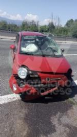 COLLEGNO-RIVOLI - Doppio incidente in tangenziale in pochi minuti: due feriti - immagine 6