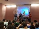 VENARIA - Salvatore Borsellino agli studenti dello Juvarra: «Dovete riprendere in mano i vostri sogni» - immagine 6