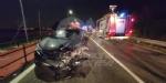 CASELLE - Ennesimo incidente stradale lungo la provinciale: due feriti, uno grave - FOTO - immagine 6