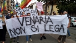 MATTEO SALVINI A VENARIA - «Tumminello è acqua passata: pensiamo al futuro della città» - FOTO - immagine 21