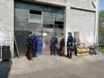VENARIA-CASELLE - Discariche, bar e officine abusive: i carabinieri denunciano nove persone - immagine 6
