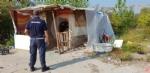 COLLEGNO - Sgombero area ex Mandelli. Casciano: «Per sicurezza e per tutelare le condizioni igienico-sanitarie» - immagine 6