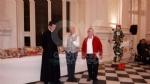 VENARIA - 420 partecipanti alla «Cena della solidarietà e della fratellanza» alla Reggia - FOTO - immagine 6
