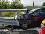 BORGARO - Terribile incidente in autostrada: due giovani borgaresi feriti in modo grave - immagine 6