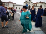 VENARIA-BORGARO - Nella chiesa di SantUberto si è sposata Cristina Chiabotto - immagine 6