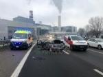 TORINO-COLLEGNO-SAVONERA - Mattinata di incidenti: cinque in poco tempo, tre feriti - immagine 6