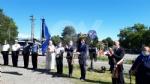 VENARIA - La bandiera dei marinai torna a sventolare nel cielo della Reale - FOTO - immagine 6