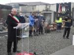 DRUENTO - Il nuovo monumento ai Caduti Partigiani è realtà: inaugurato stamane - FOTO - immagine 6