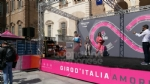 IL GIRO DITALIA A VENARIA - La partenza della tappa decisiva - FOTO e VIDEO - immagine 6