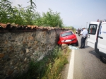 VENARIA INCIDENTE MORTALE - Perde il controllo dellauto e si schianta contro il muro della Mandria - FOTO - immagine 6