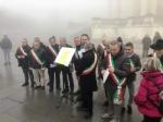 I sindaci di Collegno, Grugliasco, Rivoli, Druento e San Gillio firmano il «Patto di Superga» - immagine 6