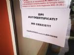 VENARIA-RIVOLI - «#InSilenzioComelaRegione», la protesta dei sindacati negli ospedali Asl To3 - FOTO E VIDEO - immagine 6