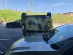 COLLEGNO - Incidente in tangenziale: tre veicoli coinvolti, unauto ribaltata e quattro feriti - immagine 6