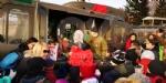 VENARIA - La Befana arriva alleliporto: tanti regali per i bambini - FOTO - immagine 6