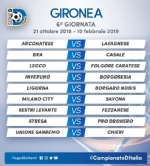 CALCIO SERIE D - Borgaro Nobis nel girone A: ecco il calendario del campionato - immagine 6