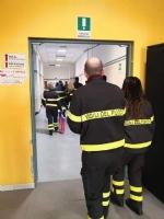 RIVOLI - I vigili del fuoco di Grugliasco, Rivoli e Rivalta in visita ai bambini ricoverati in ospedale - immagine 6